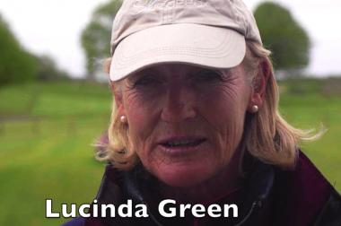 Lucinda Green kommer retur i Juli